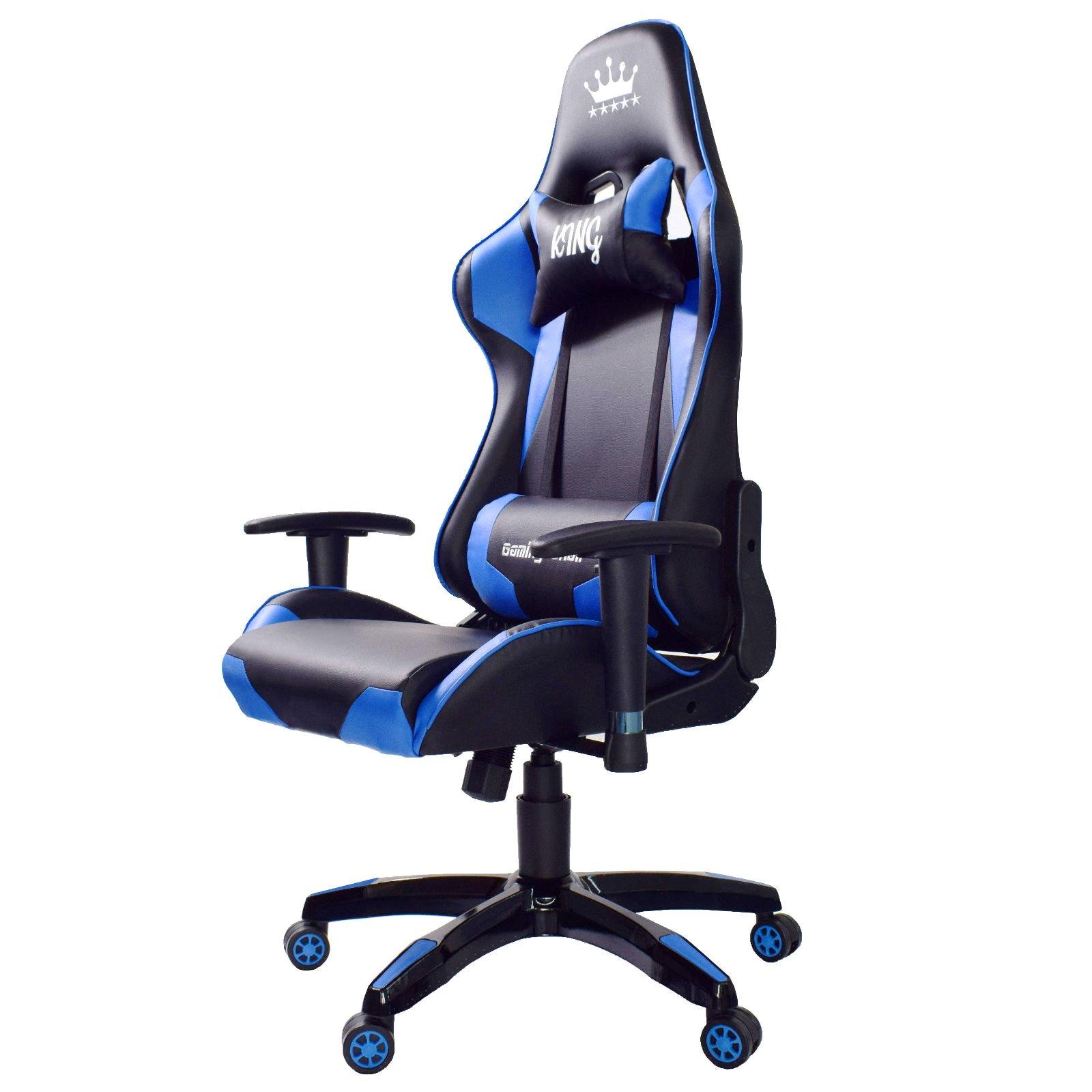 Sportsitz Racing Stuhl Bürostuhl Chefsessel Drehstuhl Midori Gaming WHYDEI29