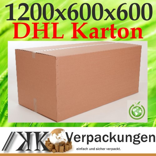faltkarton 1200x600x600 mm karton 120x60x60 cm neu ebay. Black Bedroom Furniture Sets. Home Design Ideas