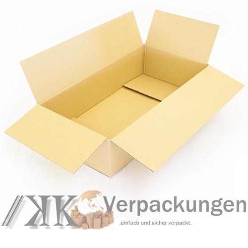 25 Karton Faltkarton 600 X 300 X 150mm Versandkarton Dhl