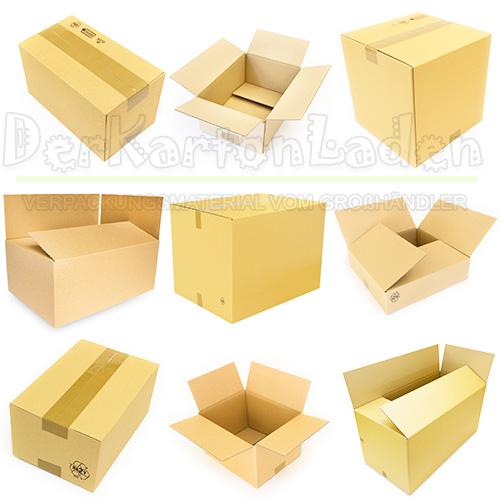 Kartons-Faltkartons-Versandkartons-Versandschachtel-Schachtel