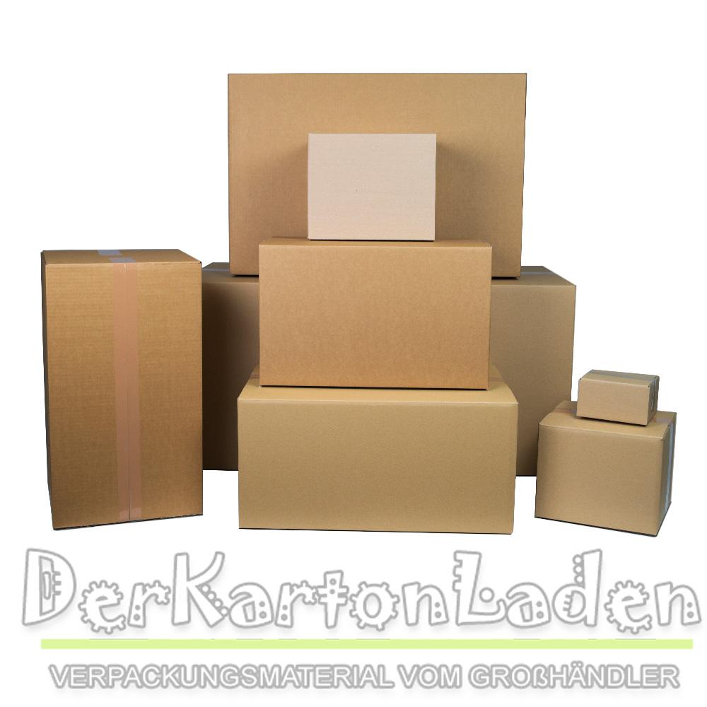 Kartons  800 x 400 x 150 mm 10 Faltkartons