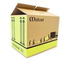 Midori XL Basic Umzugskarton alternav zu OBI Umzugskartons Basic