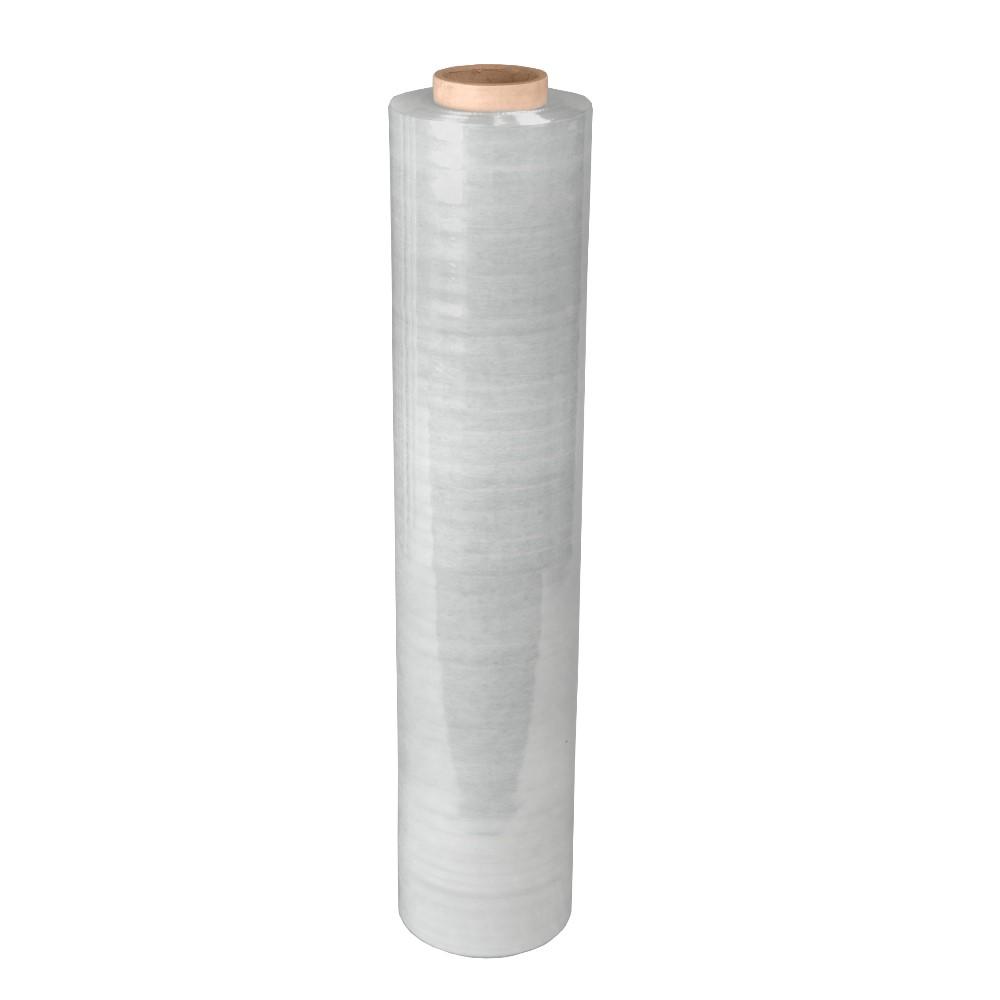 STRETCHFOLIE Schwarz Transparent 23my Palettenfolie Folien Stretchfolien Versand