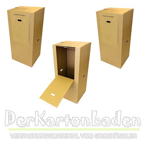 35 kleiderbox kleiderkarton kleiderschachtel box f r kleidung. Black Bedroom Furniture Sets. Home Design Ideas