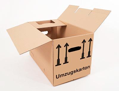 10 neue umzugskartons umzugkartons uk 2 wellig 45kg freystadt. Black Bedroom Furniture Sets. Home Design Ideas