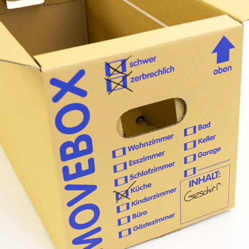sonderaktion movebox umzugskartons 2 wellig profi umzugskisten doppelter boden ebay. Black Bedroom Furniture Sets. Home Design Ideas