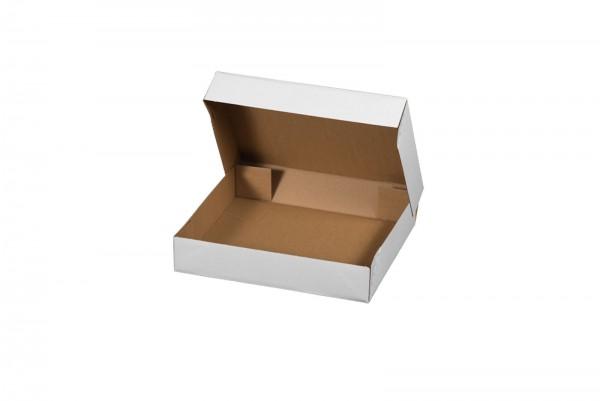 Klappdeckelschachtel mit Stülpdeckel 510 x 310 x 100 mm
