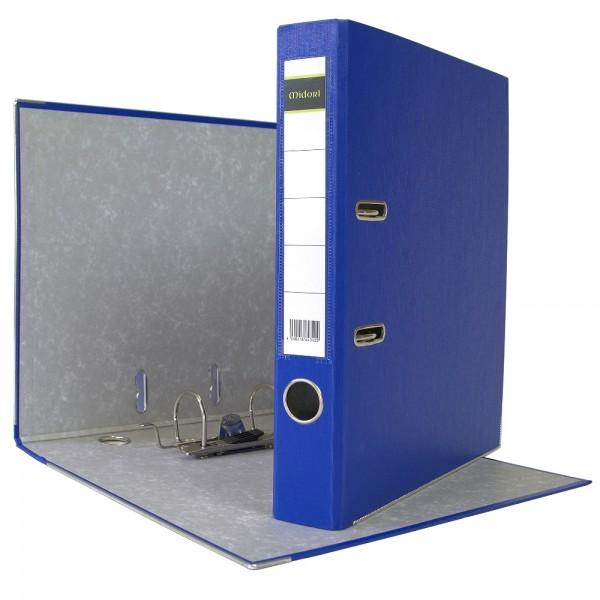 Ordner A4 5 cm PP Kunststoff Blau Aktenordner Briefordner