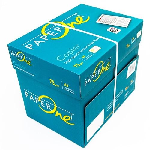 2500 Blatt Kopierpapier Paper One Copier 75 Premium