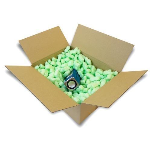 210 Liter BIO Flo-Pak Green Verpackungschips Füllmaterial