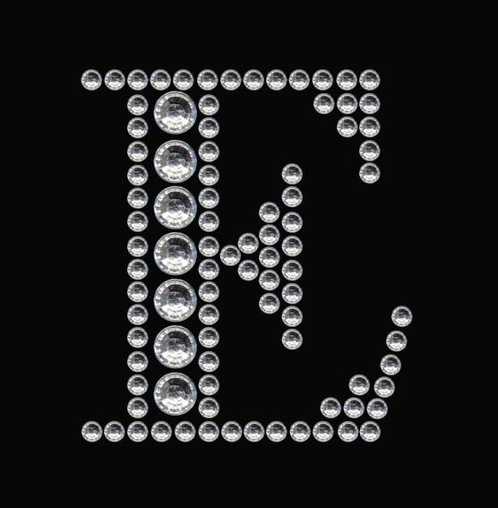 HERMA 15334 3x Crystal Sticker E
