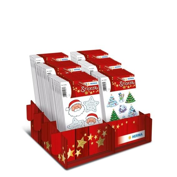 HERMA 15260 Display Sticker DECOR Weihnachtsklassiker