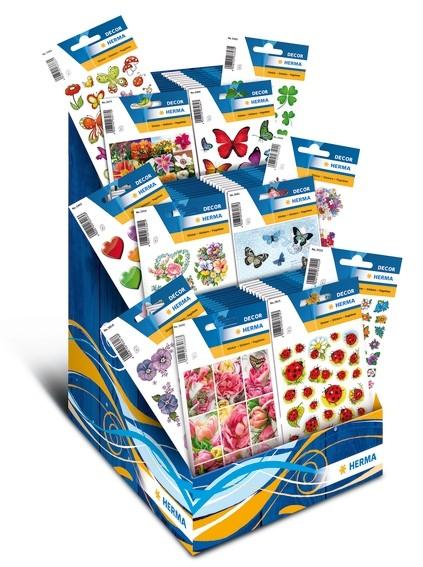 HERMA 3098 Themendisplay Sticker Frühling 2016