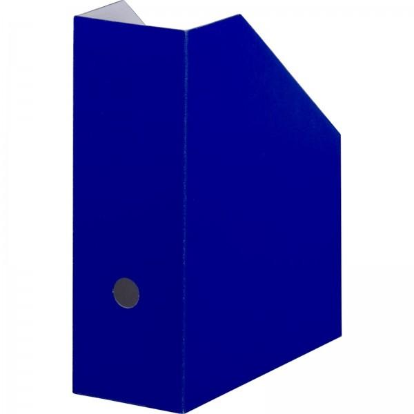 Archiv-Stehsammler 105 mm Rückenbreite DIN A4 Dunkelblau