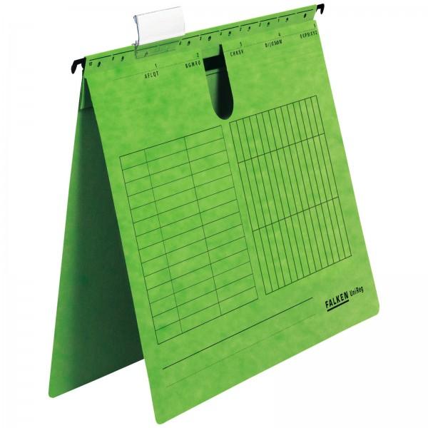 Hängehefter UniReg DIN A4 aus Manilakarton Grün