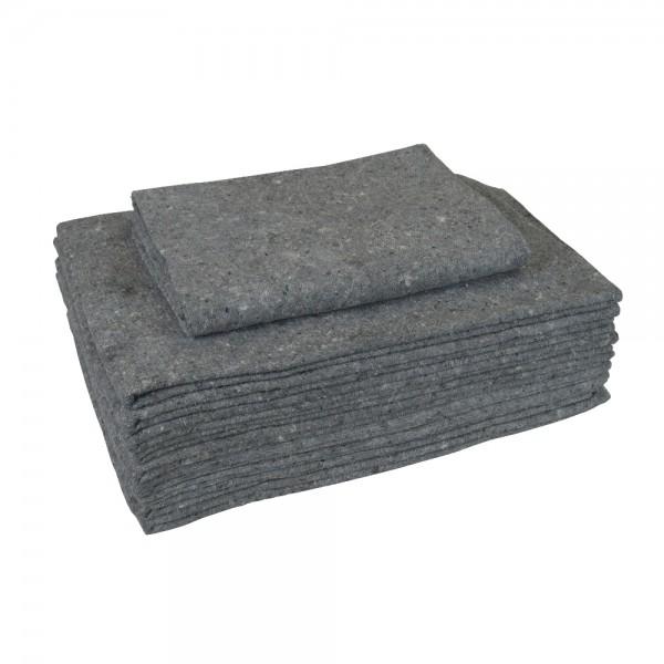 Umzugsdecken 150 x 200 cm Packdecken Lagerdecken Möbeldecken
