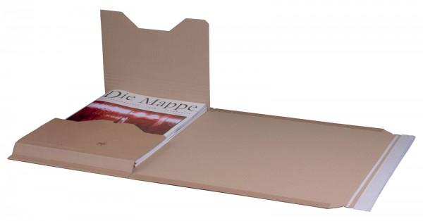 Buchversandverpackung 620 x 420 x 54 mm DIN A2