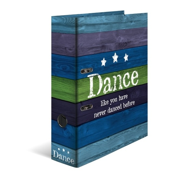HERMA 7186 10x Motiv-Ordner A4 - Dance