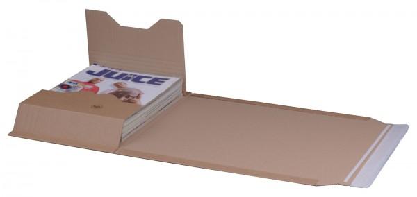 Buchversandverpackung 328 x 255 x 74 mm DIN C4