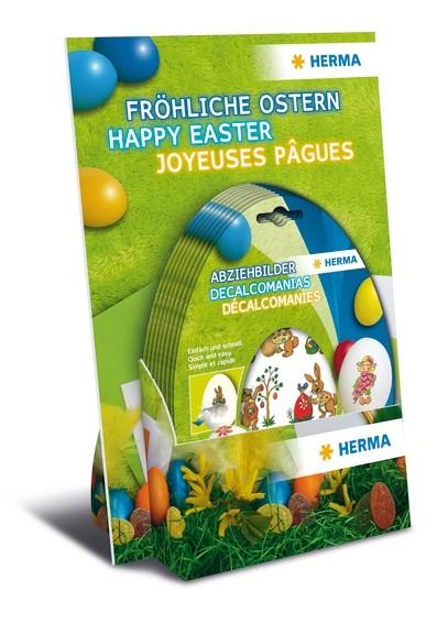 HERMA 3049 Display Abziehbilder für Ostereier