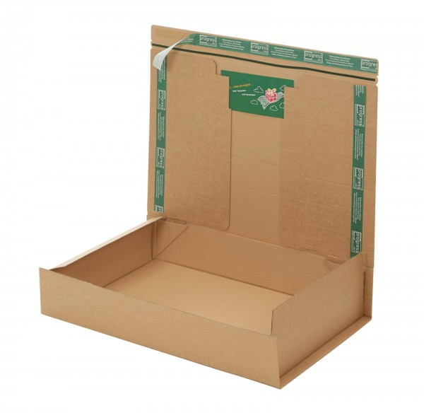 390 x 260 x 80 mm Postbox Secure
