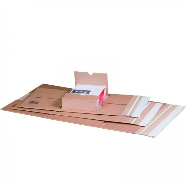 Buchversandverpackung 250 x 190 x 85 mm DIN B5