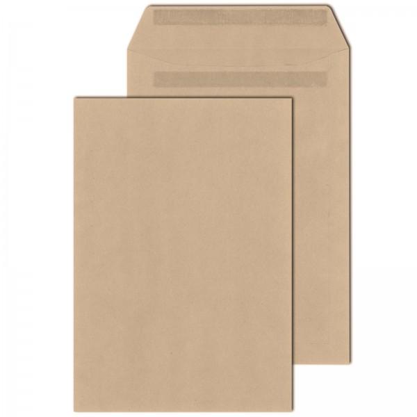 Versandtaschen DIN C4 90 g/m² Selbstklebend Braun