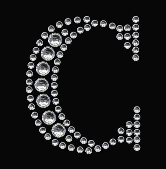 HERMA 15332 3x Crystal Sticker C