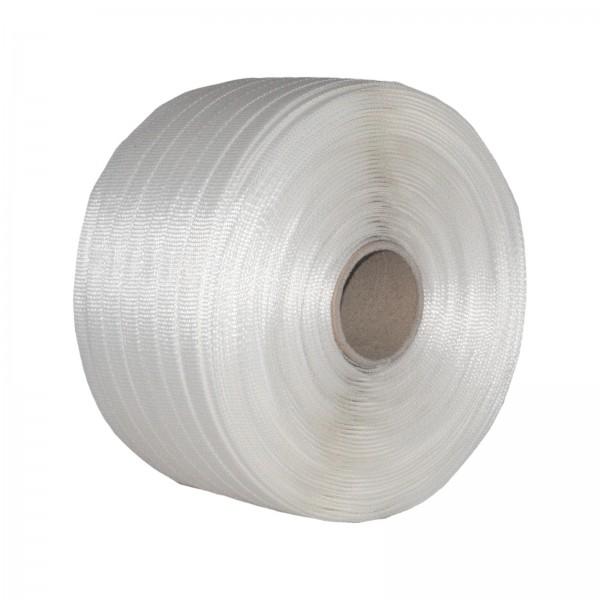1 Rolle Textilband gewebt HD 19 mm 400 m 975 KG Textil Band Umre
