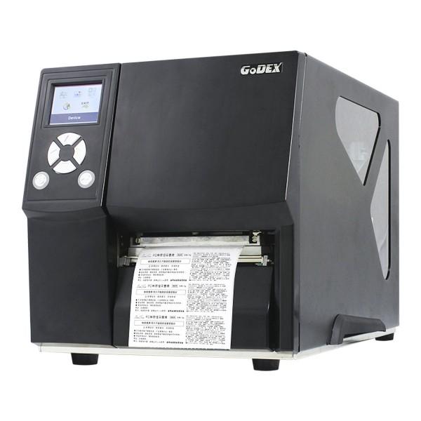 GoDEX Industriedrucker ZX430i 300 dpi USB LAN seriell
