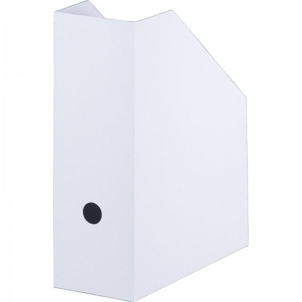 Archiv-Stehsammler 105 mm Rückenbreite DIN A4 Weiß