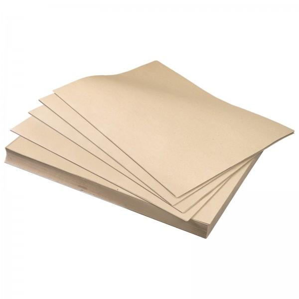 Schrenzpapier Packpapier Bogen 50 x 75 cm 80 g / m²