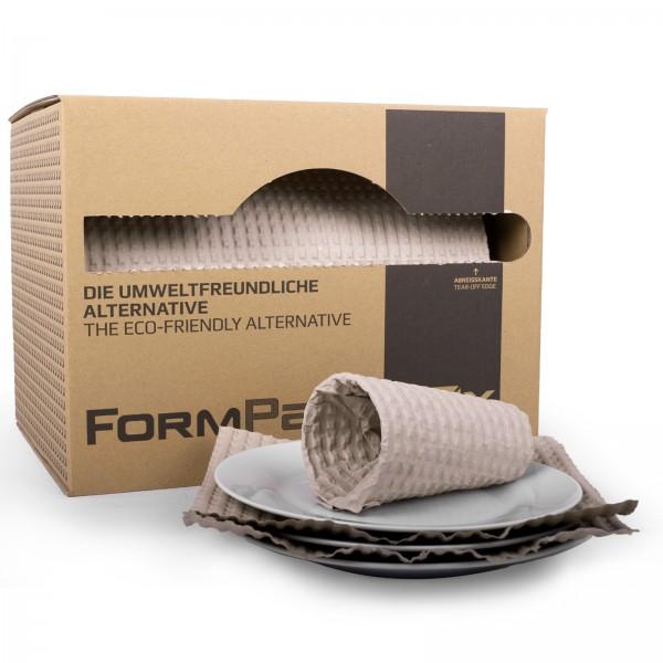 FORMPack Box Noppenpapier Luftpolsterpappe Spenderbox