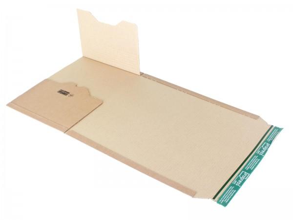 Buch-Versandverpackungen DIN B4 378 x 295 x -80 mm