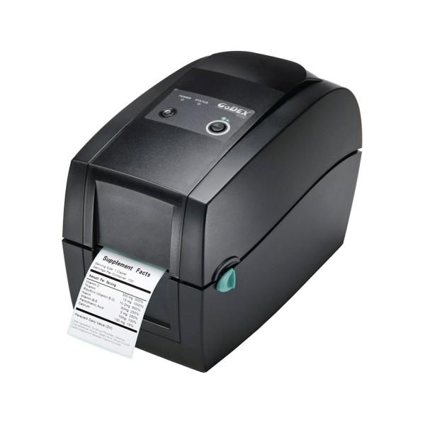 GoDEX Desktopdrucker RT230 300 dpi USB LAN seriell