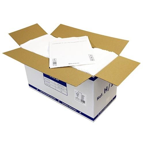 Luftpolsterversandtasche (weiß) 8 / H 270 x 370 mm