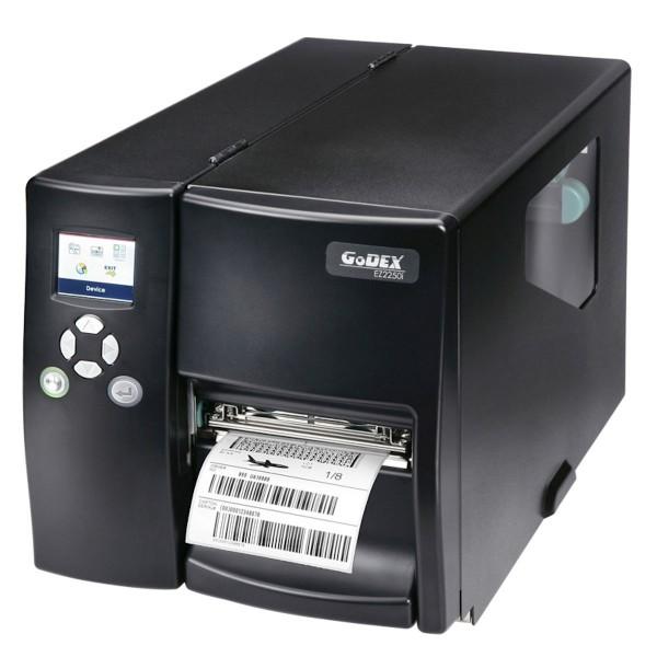 GoDEX Industriedrucker EZ2250i 203 dpi USB LAN seriell