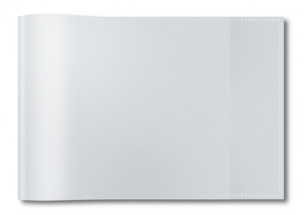 HERMA 7470 2500x Heftschoner PP A5 quer transparent/farblos