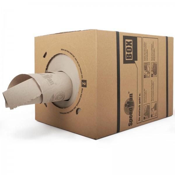 SpeedMan Box Endlos Packpapier Spenderbox