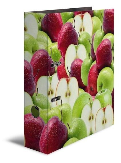 HERMA 7109 10x Motivordner A4 Früchte - Apfel