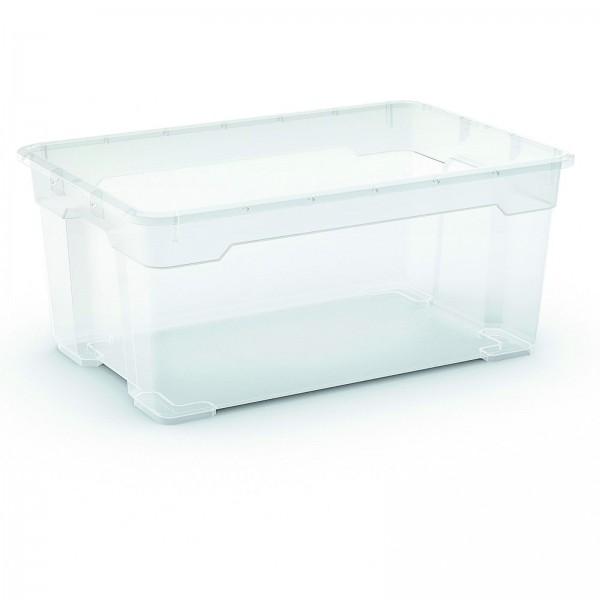 Aufbewahrungsbox 45 Liter Transparent