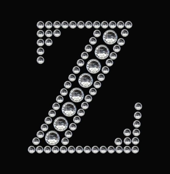 HERMA 15355 3x Crystal Sticker Z