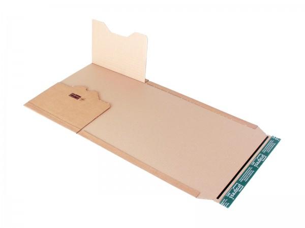 Buch-Versandverpackungen DIN C4+ 335 x 275 x -80 mm