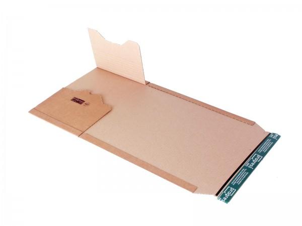 Buch-Versandverpackungen DIN A4 300 x 220 x -80 mm