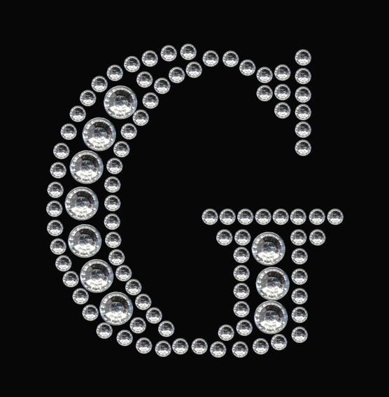 HERMA 15336 3x Crystal Sticker G