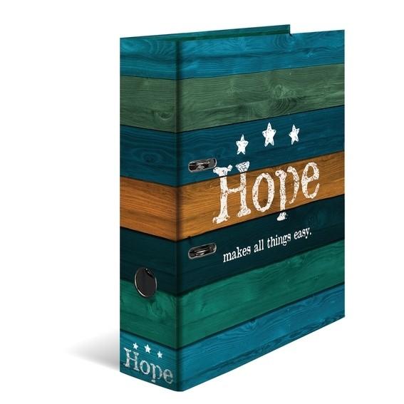 HERMA 7184 10x Motiv-Ordner A4 - Hope