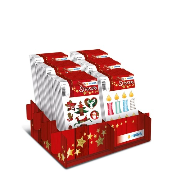 HERMA 15265 Display Sticker DECOR Christmas Feeling
