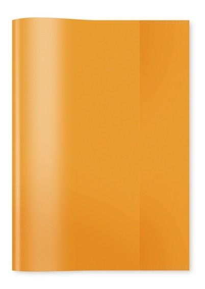 HERMA 7484 2500x Heftschoner PP A5 transparent/orange