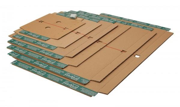 500 x 390 mm Fixiereinlagen für Kartons