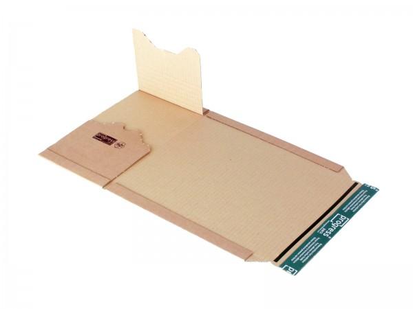 Buch-Versandverpackungen DIN A5+ 249 x 165 x -60 mm